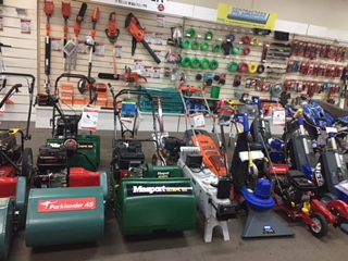 Lakeside Mowers & Motorcycles - Products & Services